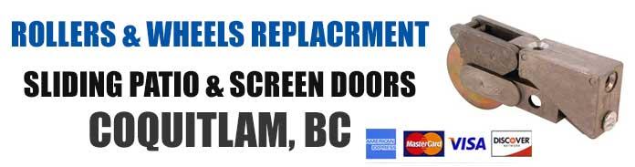 Rollers Repairs in Sliding Patio Door